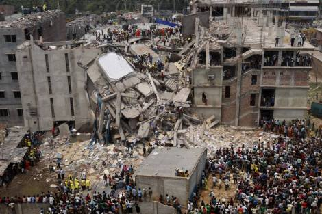 Rana plaza by Rijans